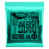 Струны для электрогитары 12-56 Ernie Ball 2626 Not Even Slinky