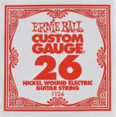 Струны поштучно 26 Ernie Ball 1126 Nickel Wound