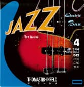 Струны для бас-гитары 43-100 Thomastik-Infeld JF344 Jazz Flat Wound