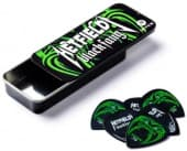 Наборы медиаторов 0.73 mm Dunlop PH112T073 Hetfield Black Fang Ultex 6 pcs