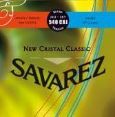 29-44 Savarez 540CRJ New Cristal Classic Mixed Tension