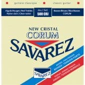 28-44 Savarez 500CRJ New Cristal Corum Mixed Tension