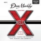 Струны для электрогитары 10-46 Dean Markley 2513 Helix Regular