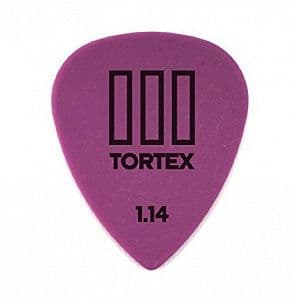 Медиаторы поштучно 1.14 mm Dunlop Tortex III Purple