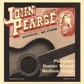 13-56 John Pearse 700M Phosphor Bronze Wound Medium Gauge