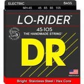 45-105 DR MH-45 Lo-Rider Stainless Steel / Hex Core