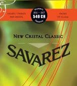 29-43 Savarez 540CR New Cristal Classic Normal Tension