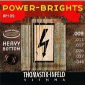 Струны для электрогитары 09-46 Thomastik-Infeld RP109 Power-Brights Round Wound Heavy Bottom