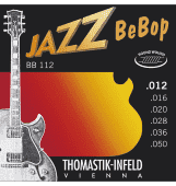Струны для электрогитары 12-50 Thomastik-Infeld BB112 Jazz BeBop Round Wound