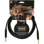 Кабели 3.0m KLOTZ LAGPP0300 LaGrange Supreme Guitar Cable