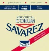 28-42 Savarez 500CR New Cristal Corum Normal Tension