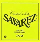 24-41 Savarez 570CS Cristal Soliste High Tension