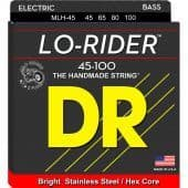 45-100 DR MLH-45 Lo-Rider Stainless Steel / Hex Core