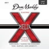 Струны для электрогитары 09-42 Dean Markley 2511 Helix Light