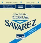 29-44 Savarez 500CJ New Cristal Corum High Tension