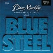 Струны для электрогитары 11-52 Dean Markley Blue Steel 2562 Medium