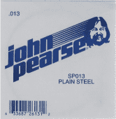 13 John Pearse SP013 Plain Steel String