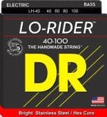 40-100 DR LH-40 Lo-Rider Stainless Steel / Hex Core