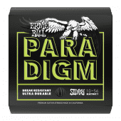Струны для электрогитары 10-56 Ernie Ball 2028 Paradigm Regular Slinky 7-String
