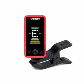 Тюнеры D'Addario Planet Waves PW-CT-17RD Eclipse Headstock Tuner Red