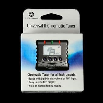 Тюнеры D'Addario Planet Waves PW-CT-09 Universal II Chromatic Tuner