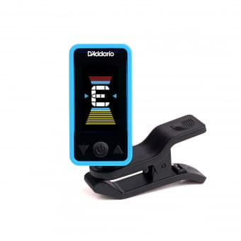 Тюнеры D'Addario Planet Waves PW-CT-17BU Eclipse Headstock Tuner Blue