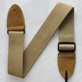Ремни для гитар Virtuozo 02504 Cotton Guitar Strap Camel