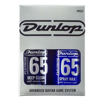 Наборы Dunlop P6522 Advanced Guitar Care System