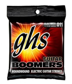 11-70 GHS Boomers GBZWLO Roundwound