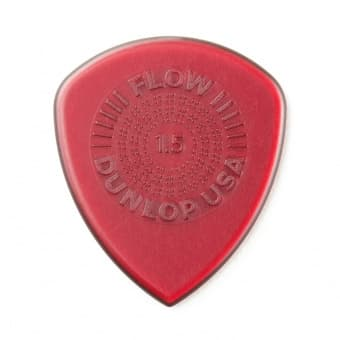 Медиаторы поштучно 1.5 mm Dunlop Flow Standard Grip