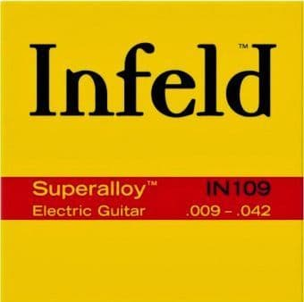 Струны для электрогитары 09-42 Thomastik-Infeld IN109 Superalloy