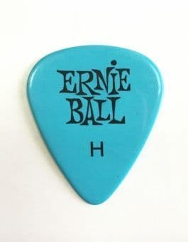 Медиаторы поштучно 0.94 mm Ernie Ball Standard Heavy Blue