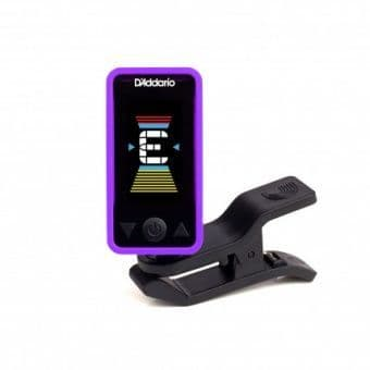 Тюнеры D'Addario Planet Waves PW-CT-17PR Eclipse Headstock Tuner Purple
