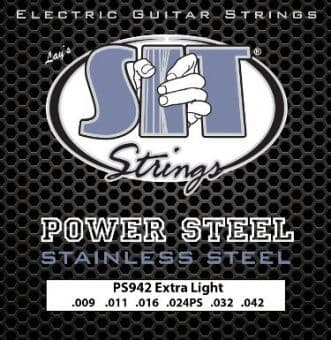 09-42 S.I.T. PS942 Power Steel Stainless Steel Extra Light