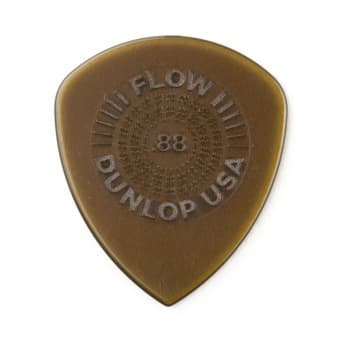 Медиаторы поштучно 0.88 mm Dunlop Flow Standard Grip
