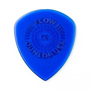 Медиаторы поштучно 0.73 mm Dunlop Flow Standard Grip